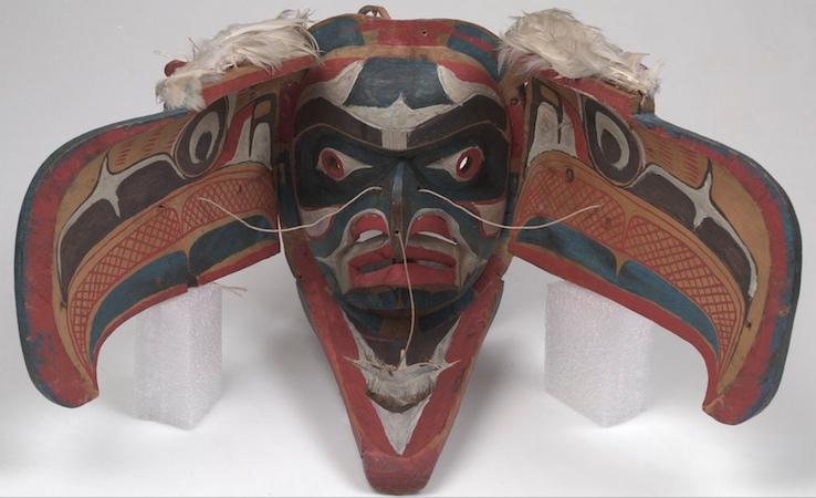 kwakiutl eagle mask mask transformation