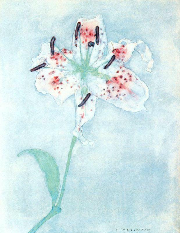 lily Mondriaan Haagsch GemeenteMuseum