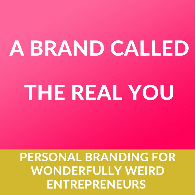 A BRAND CALLED YOU
